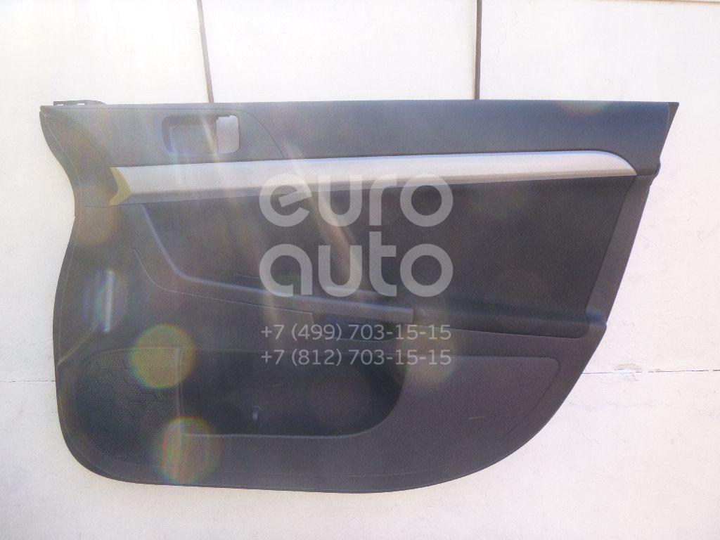 Купить Обшивка двери передней правой Mitsubishi Lancer (CX, CY) 2007-; (7221A832XH)