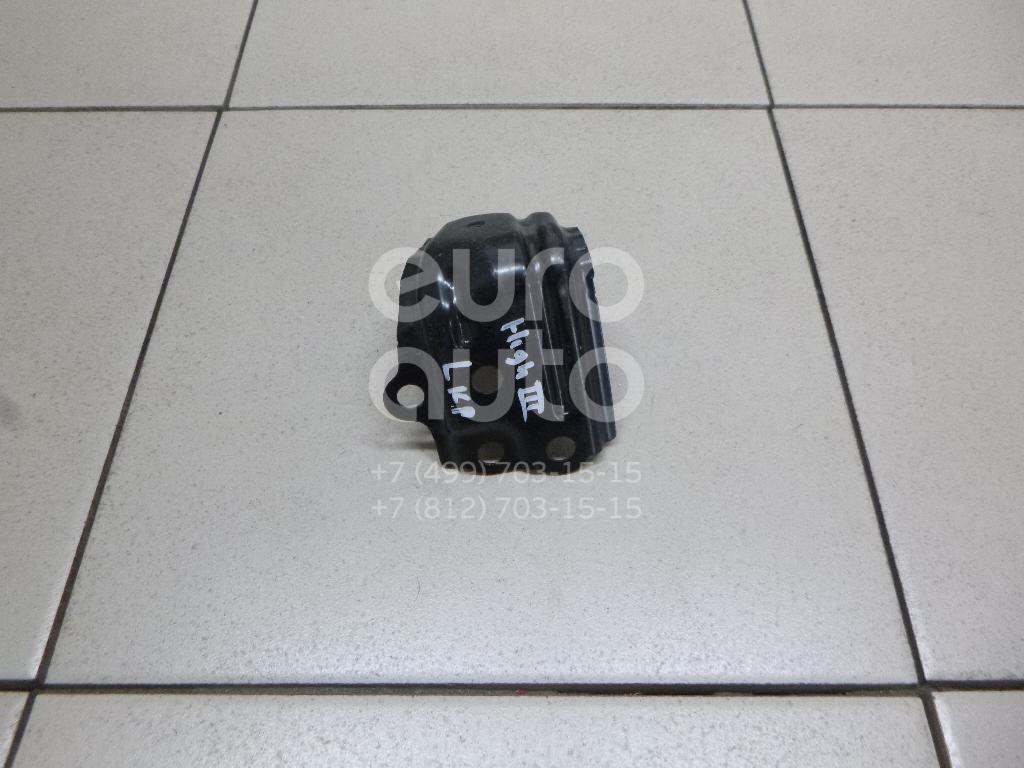 Купить Кронштейн крепления крыла Toyota Highlander III 2013-; (537180E070)