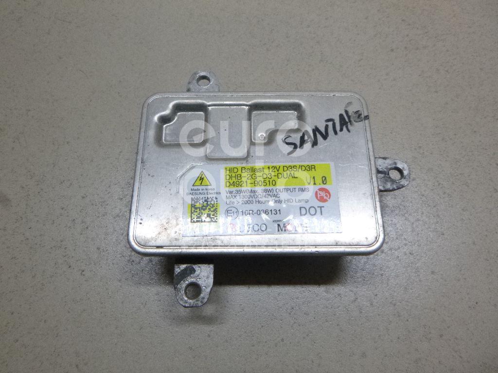 Купить Блок ксеноновой лампы Hyundai Santa Fe (DM) 2012-; (921902W300)