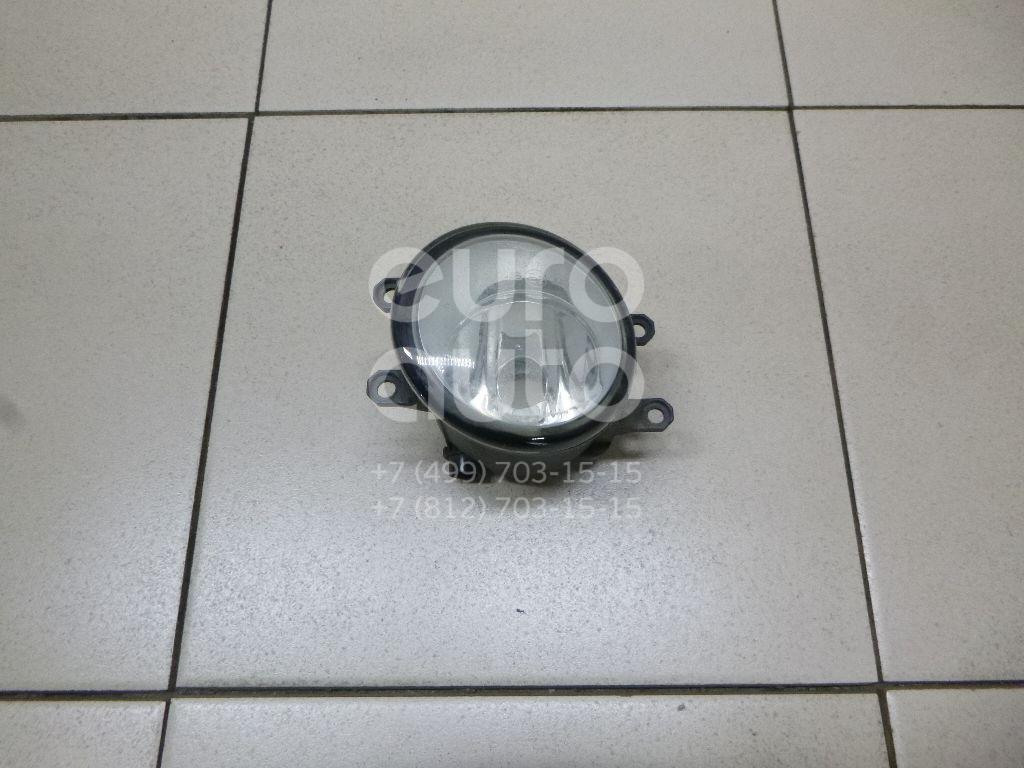 Купить Фара противотуманная левая Toyota Camry V50 2011-; (8122006052)
