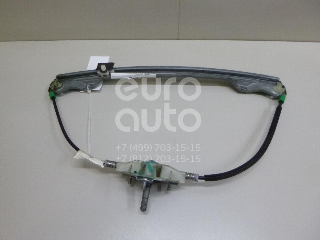 Купить Стеклоподъемник механ. передний правый Renault Clio II/Symbol 1998-2008; (7700842238)