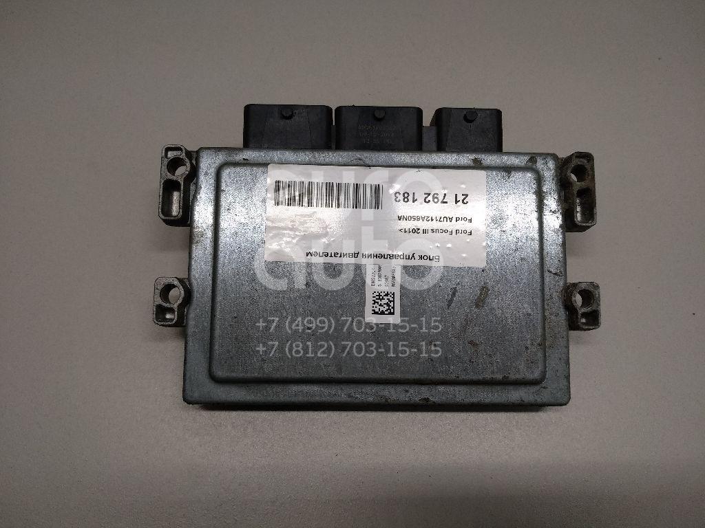 Купить Блок управления двигателем Ford Focus III 2011-; (AU7112A650NA)