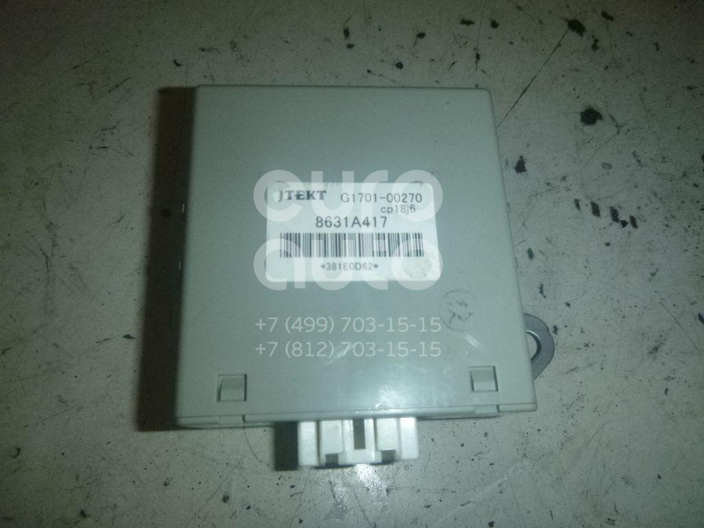 Купить Блок электронный Peugeot 4007 2008-2013; (1609900880)