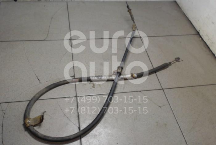 Купить Трос стояночного тормоза левый Chevrolet Captiva (C100) 2006-2010; (96879436)