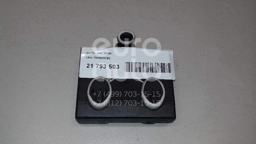 Купить Блок комфорта Skoda Yeti 2009-; (7N0959795)
