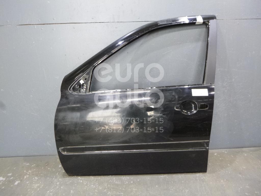 Дверь передняя левая Datsun On-Do 2014-; (801015PA0B)  - купить со скидкой