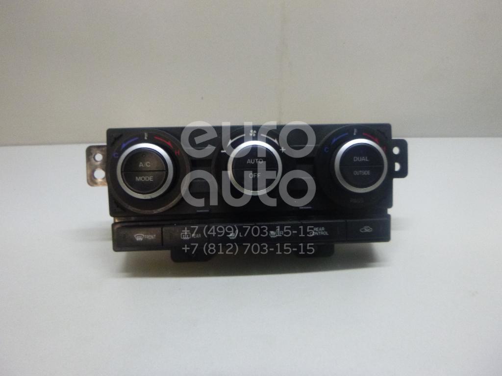 Купить Блок управления климатической установкой Mazda CX 9 2007-2016; (TD1261190F)
