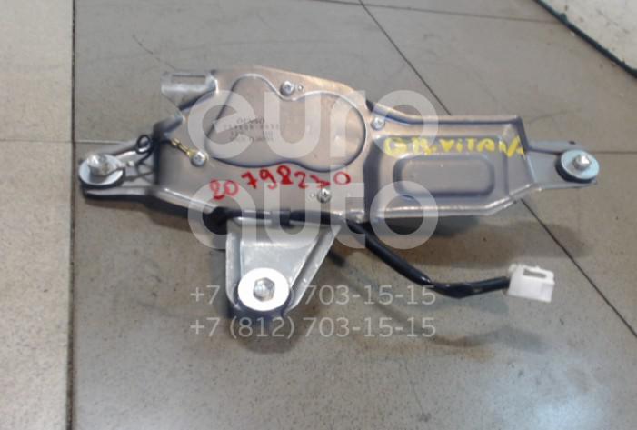 Купить Моторчик стеклоочистителя задний Suzuki Grand Vitara 2005-2015; (3881065J00)