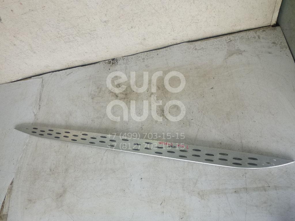 Купить Накладка на подножку Mercedes Benz GL-Class X166 (GL/GLS) 2012-; (1666900575)