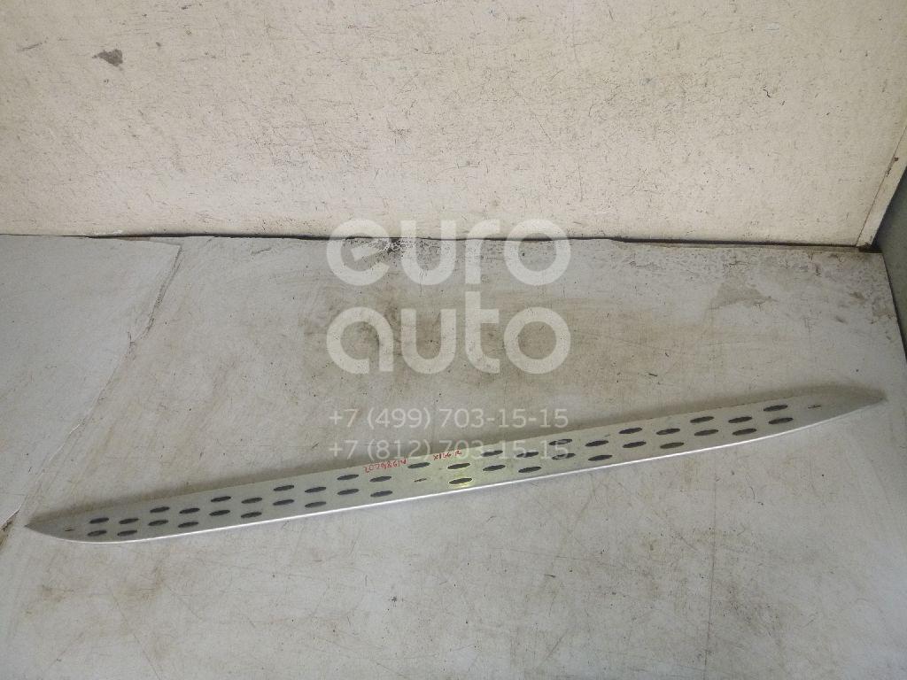 Купить Накладка на подножку Mercedes Benz GL-Class X166 (GL/GLS) 2012-; (1666900775)
