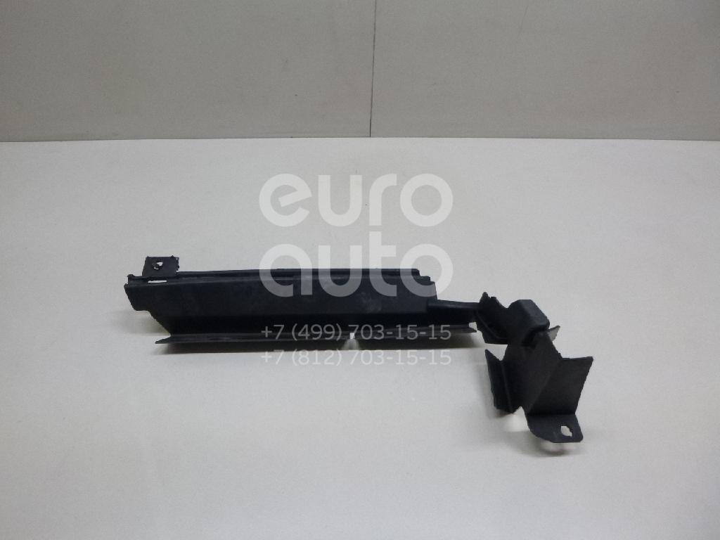 Купить Воздуховод радиатора левый Renault Sandero 2014-; (628113517R)