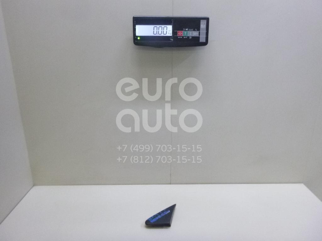 Купить Накладка переднего крыла левого Toyota Yaris 1999-2005; (6011852010)