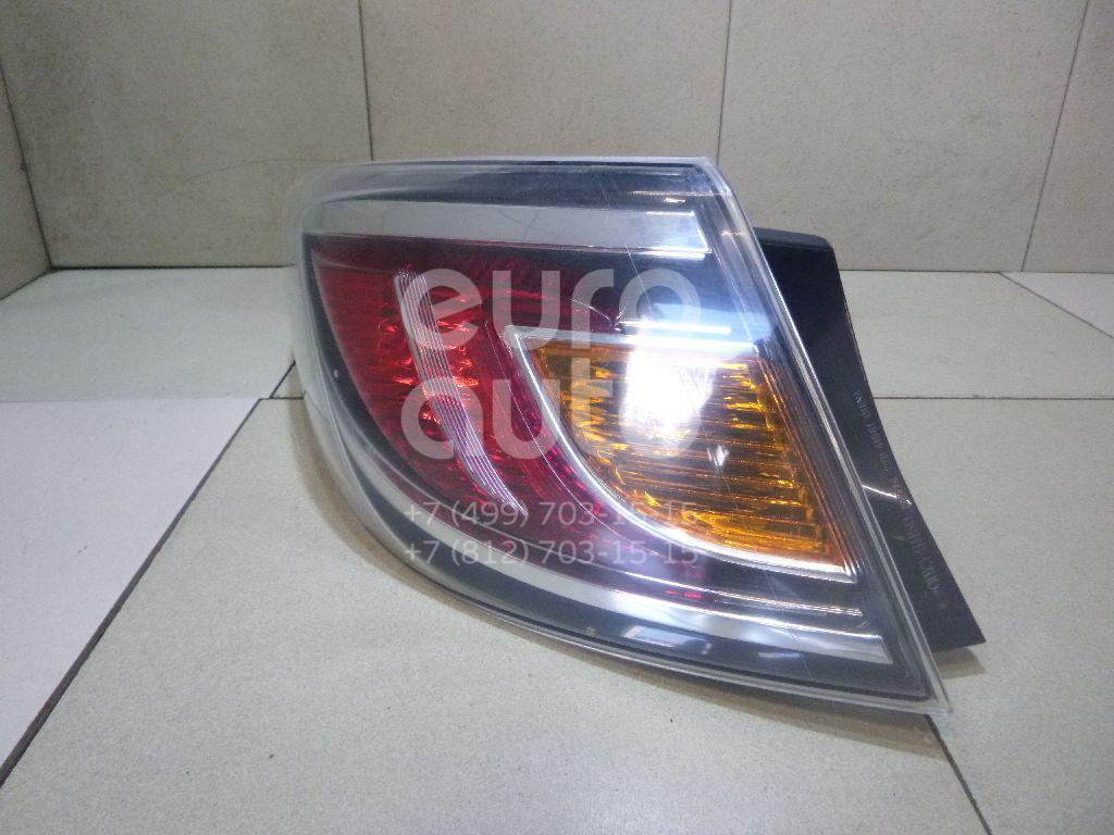 Купить Фонарь задний наружный левый Mazda Mazda 6 (GH) 2007-2012; (GDK151160D)