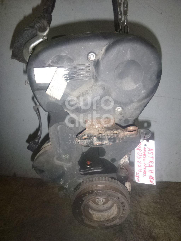 Купить Двигатель Opel Astra H / Family 2004-2015; (R1500039)