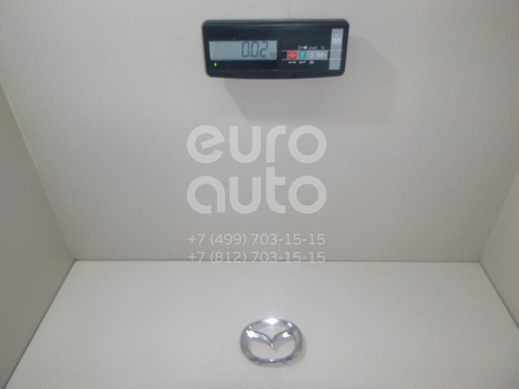 Купить Эмблема Mazda Mazda 3 (BL) 2009-2013; (C23551731A)