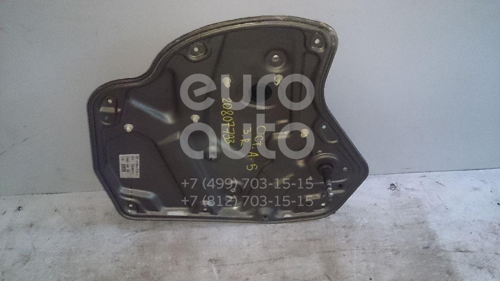 Купить Стеклоподъемник механ. задний правый Skoda Octavia (A5 1Z-) 2004-2013; (1Z0839656)