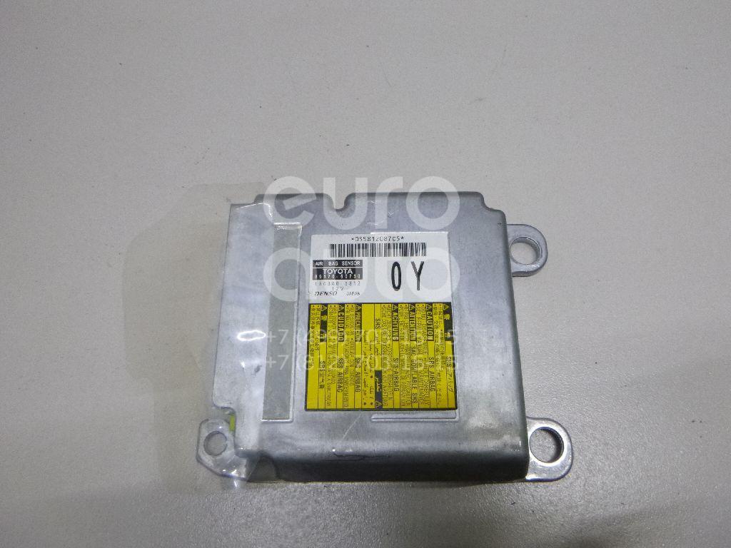 Купить Блок управления AIR BAG Toyota Land Cruiser (200) 2008-; (8917060750)