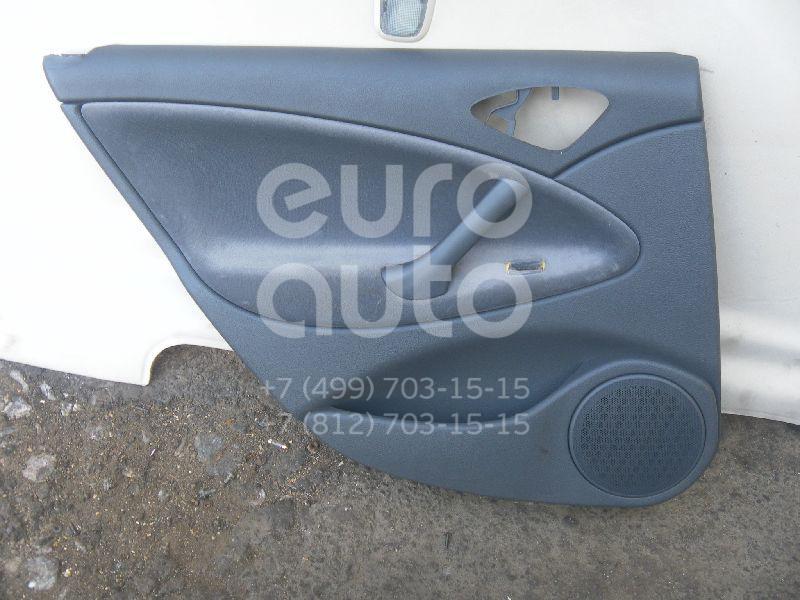 Купить Обшивка двери задней левой Citroen C5 2004-2008; (9330VL)