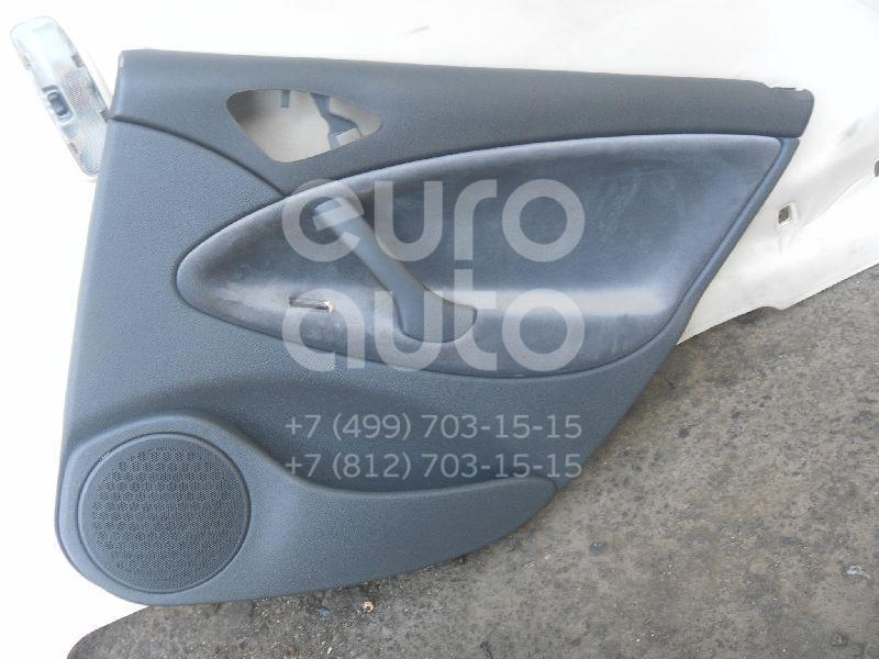 Купить Обшивка двери задней правой Citroen C5 2004-2008; (9330TT)