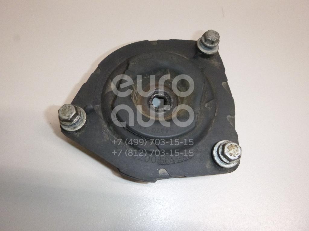 Купить Опора переднего амортизатора правая Nissan Micra (K12E) 2002-2010; (54320BC40A)