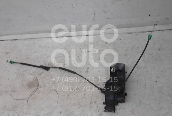 Купить Замок двери передней левой Citroen C3 Picasso 2008-; (9135FR)
