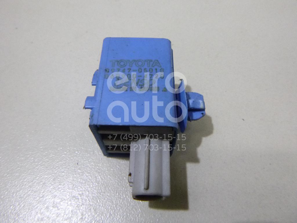 Купить Зуммер двери багажника Toyota Avensis III 2009-; (8974705010)