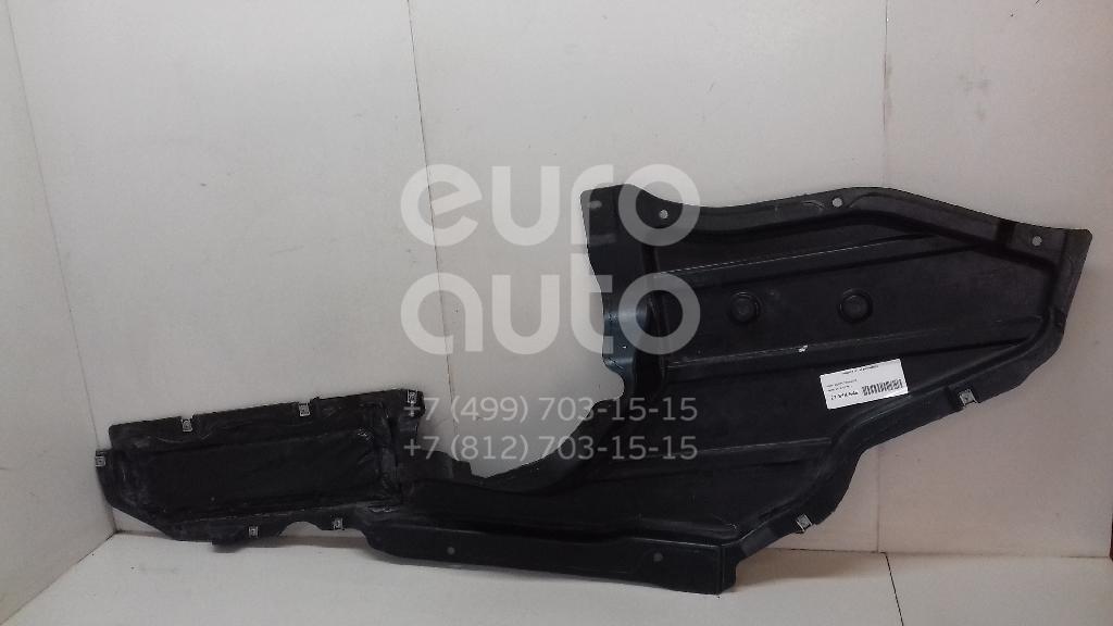 Купить Защита антигравийная BMW X6 E71 2008-2014; (51757217521)
