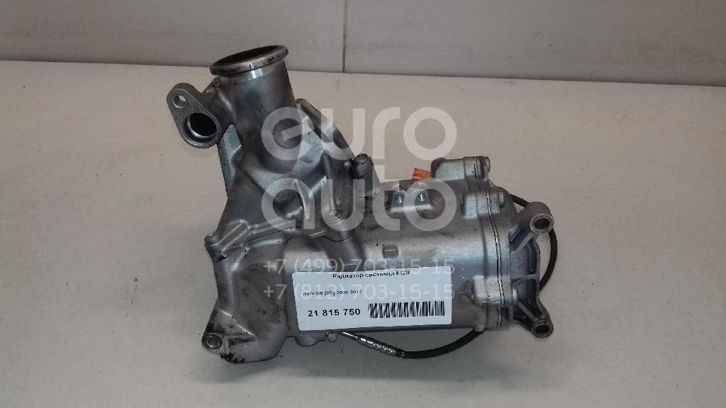 Радиатор системы EGR Audi Q5 [8R] 2008-2017; (059131515DB)  - купить со скидкой