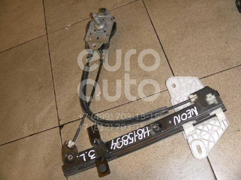 Купить Стеклоподъемник механ. задний левый Chrysler Neon 1999-2005; (5008037AK)