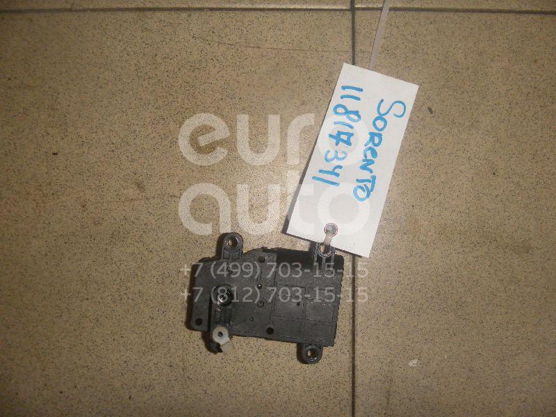 Купить Моторчик заслонки отопителя Kia Sorento 2002-2009; (972223E000)