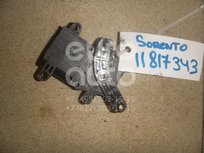 Купить Моторчик заслонки отопителя Kia Sorento 2002-2009; (971083E000)