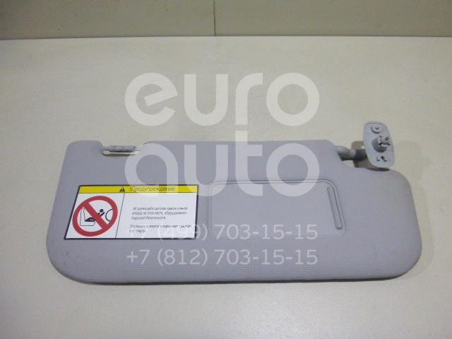 Купить Козырек солнцезащитный (внутри) Great Wall Hover H3 2010-2014; (8204200K2400CV)