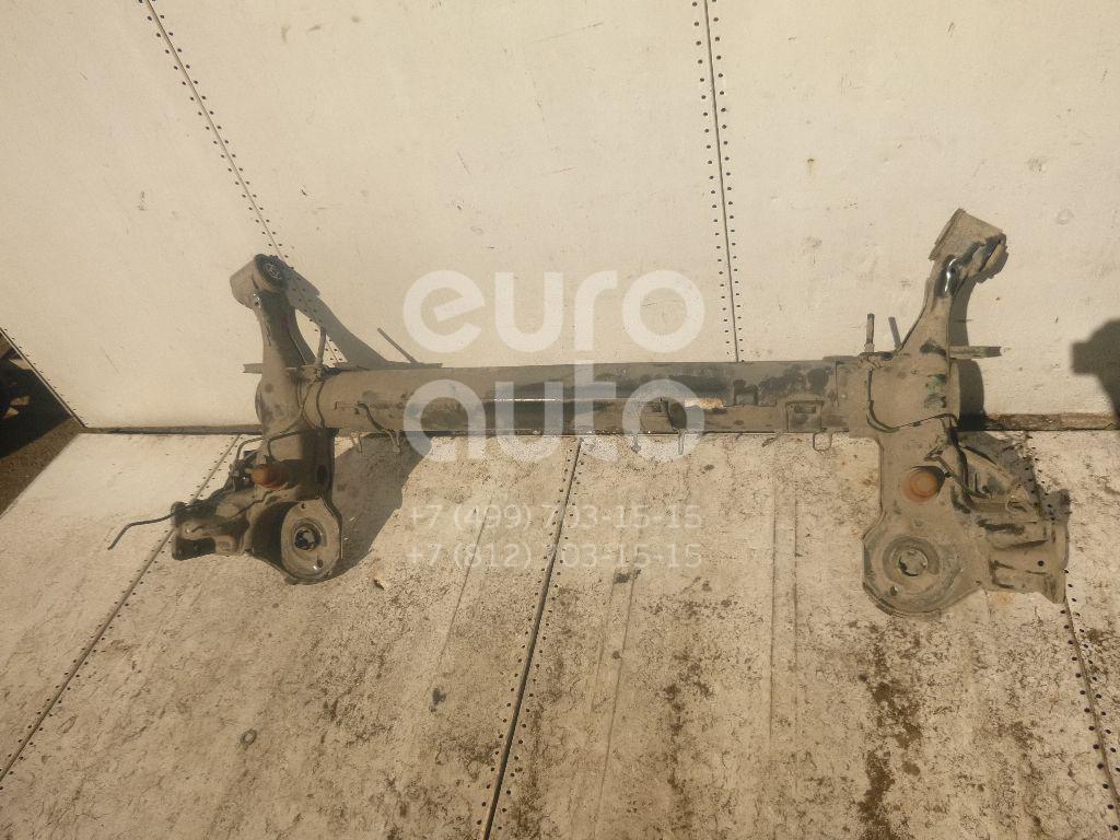 Купить Балка задняя Peugeot 301 2013-; (1608396680)