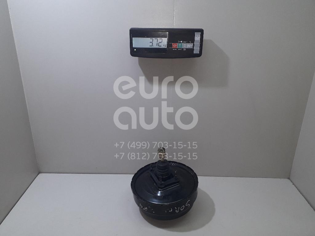 Купить Усилитель тормозов вакуумный Kia Sorento 2002-2009; (591103E610)