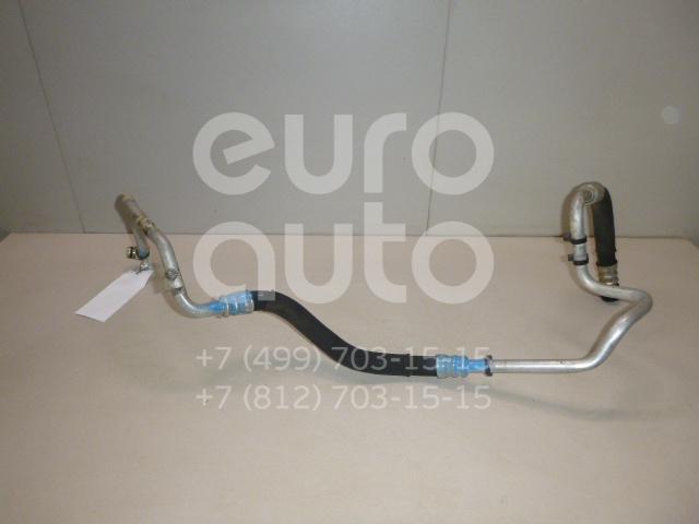 Купить Трубка масляного радиатора BMW 7-серия F01/F02 2008-2015; (17227590613)