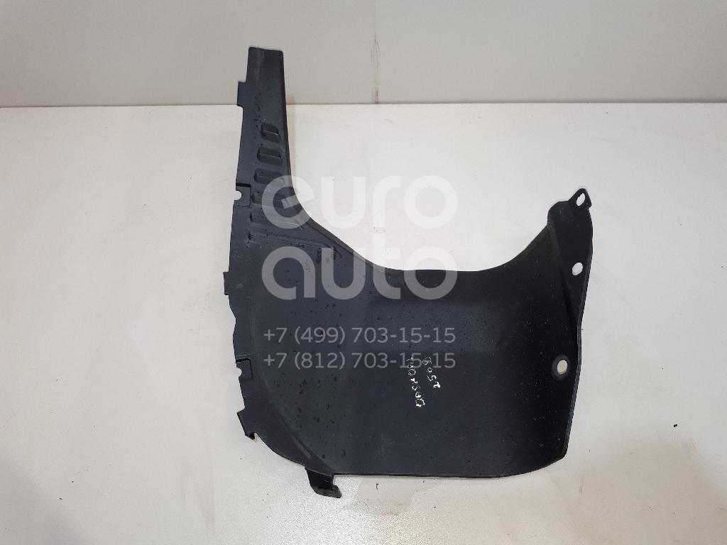 Купить Локер задний правый Nissan Qashqai (J10) 2006-2014; (78818JD00A)