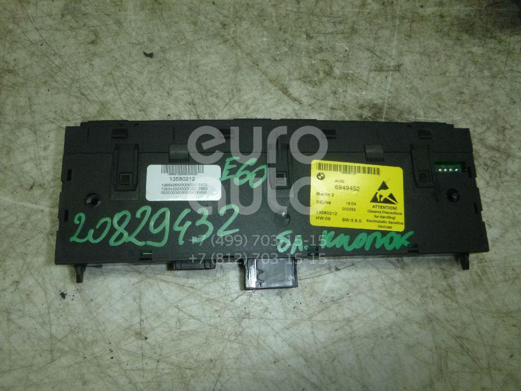 Купить Блок кнопок BMW 5-серия E60/E61 2003-2009; (61316979396)
