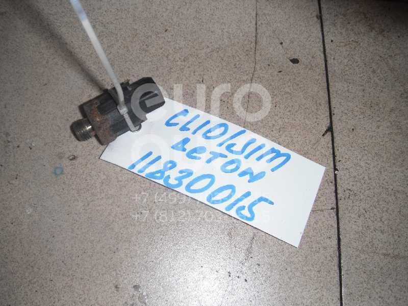 Датчик детонации Renault Clio II/Symbol 1998-2008; (7700732262)  - купить со скидкой