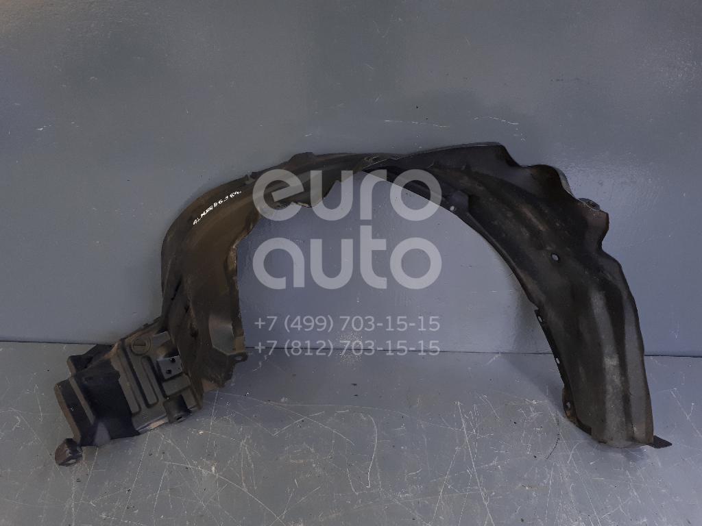 Купить Локер передний правый Nissan Almera N16 2000-2006; (638405M310)