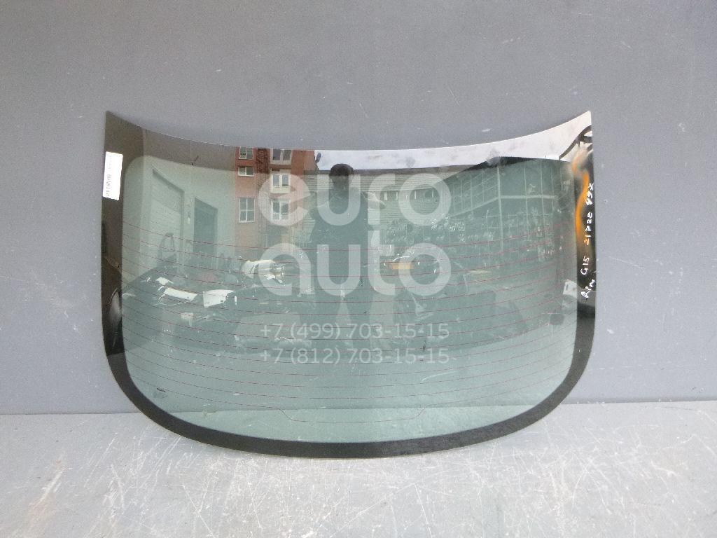 Купить Стекло заднее Nissan Almera (G15) 2013-; (G97004AA0B)
