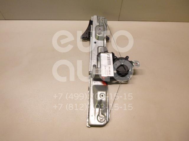 Купить Стеклоподъемник электр. задний правый Opel Insignia 2008-2017; (13306924)