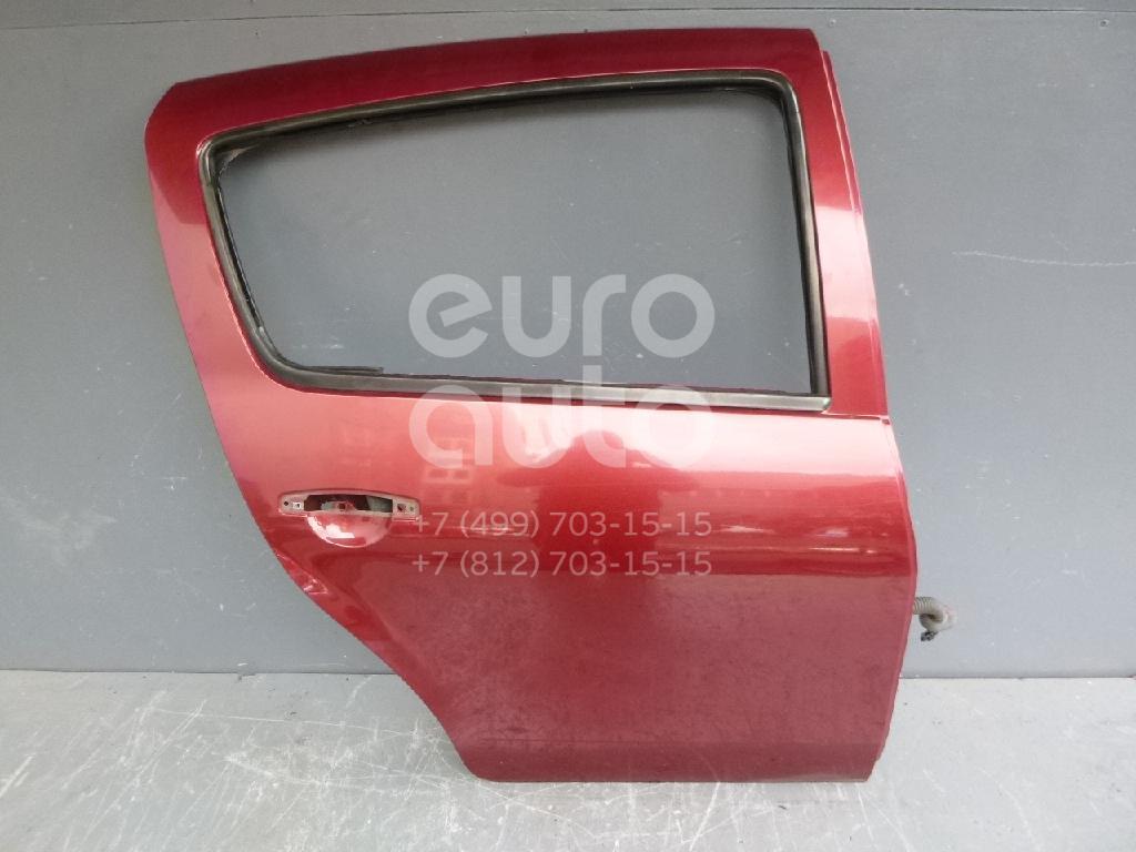 Купить Дверь задняя правая Renault Sandero 2009-2014; (821008795R)