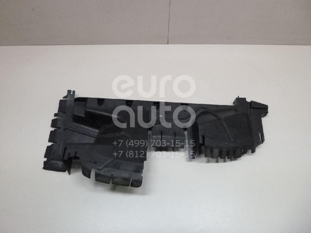Купить Воздуховод радиатора правый Peugeot 3008 2010-2016; (7104JT)