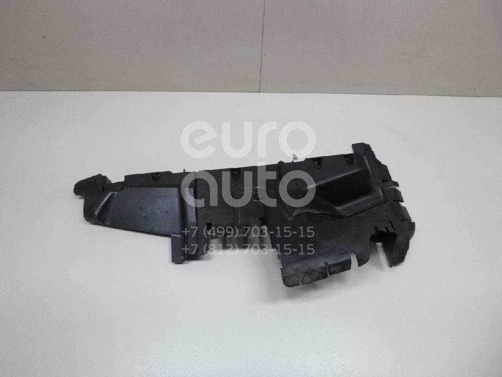 Купить Воздуховод радиатора левый Peugeot 3008 2010-2016; (7104JR)
