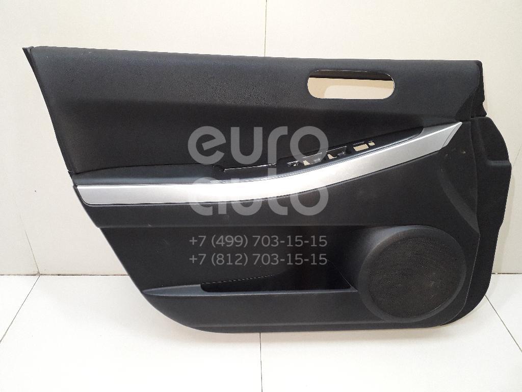 Купить Обшивка двери передней левой Mazda CX 7 2007-2012; (EH1468460B02)