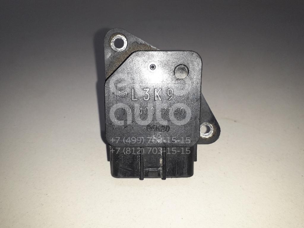 Купить Расходомер воздуха (массметр) Mazda CX 7 2007-2012; (L3K913215)