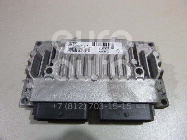 Купить Блок управления АКПП Renault Duster 2012-; (310320817R)