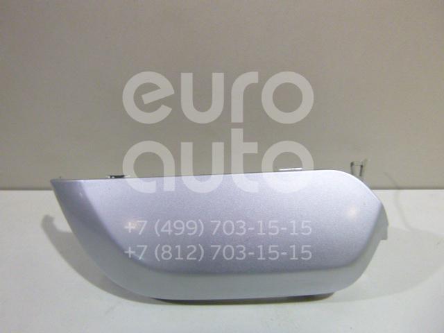 Купить Заглушка буксировочного крюка Renault Duster 2012-; (511657363R)