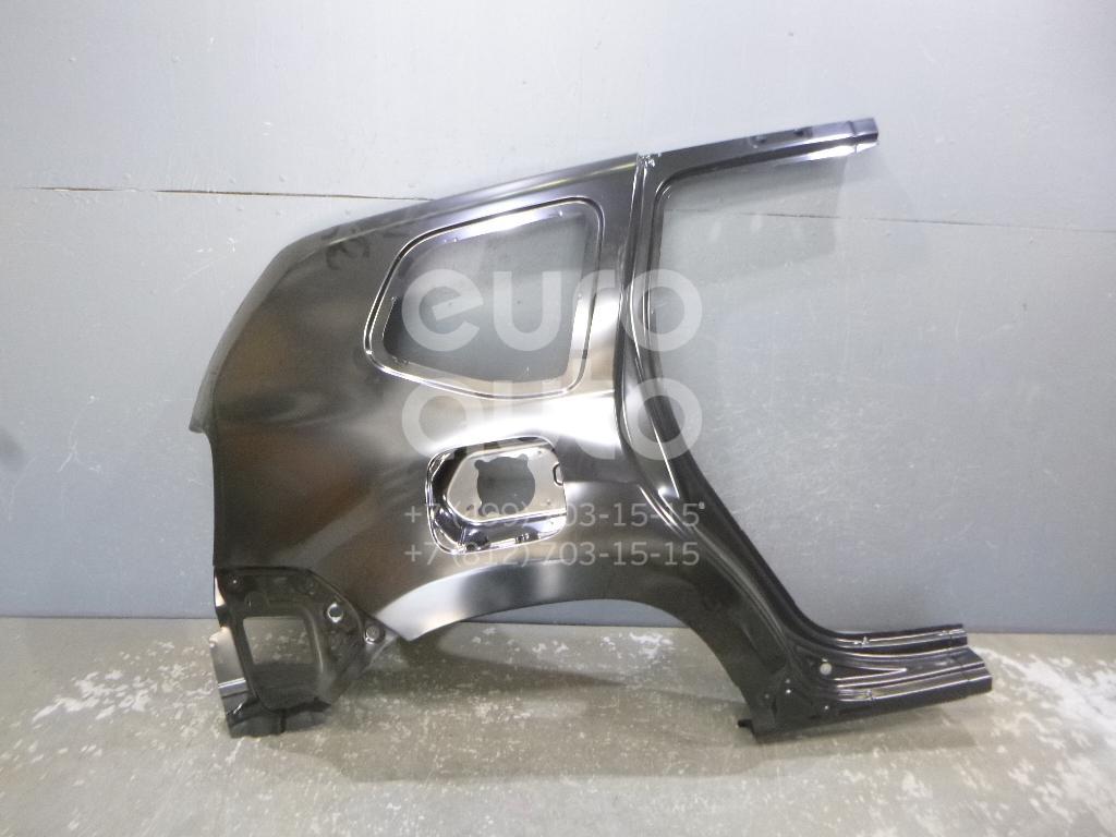 Купить Крыло заднее правое Nissan Terrano III (D10) 2014-; (774207318R)