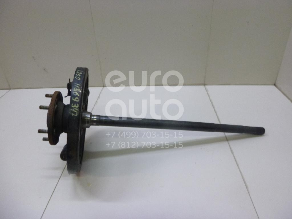 Купить Полуось задняя правая Mitsubishi L200 (KB) 2006-2016; (3715A105)